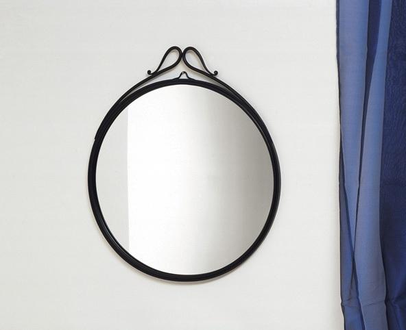 specchi in ferro battuto